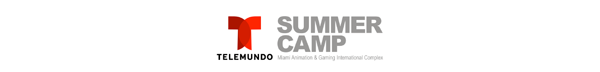 Telemundo Summer Camp Logo