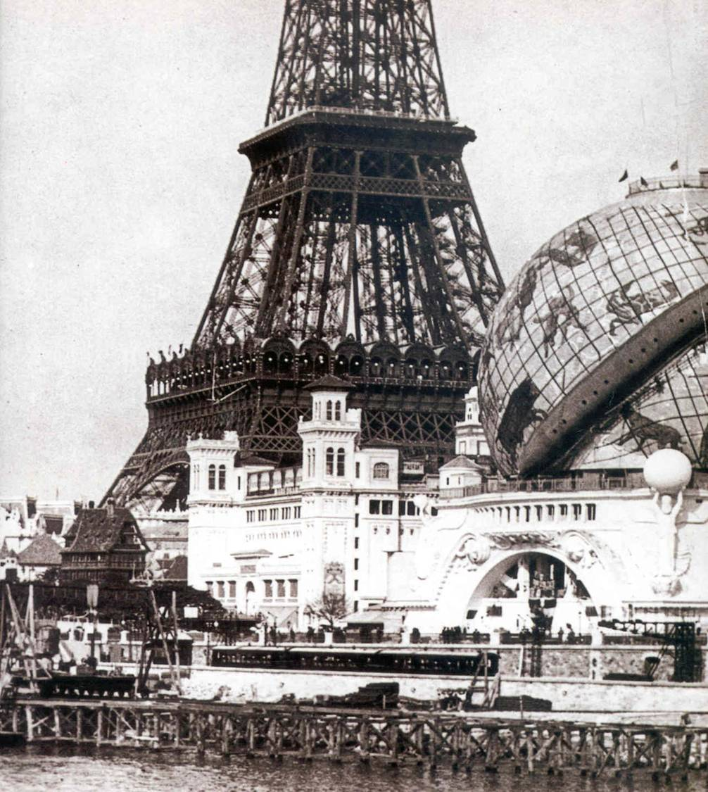 La belle poque for Expo photo paris